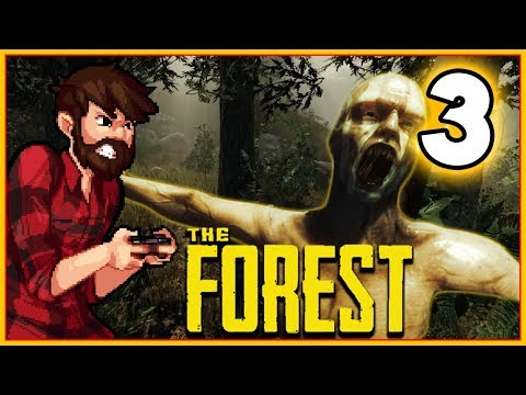 THEY'RE EVERYWHERE | The Forest FULL RELEASE 1.0 Gameplay Let's Play #3