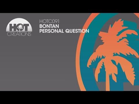 Bontan - Personal Question