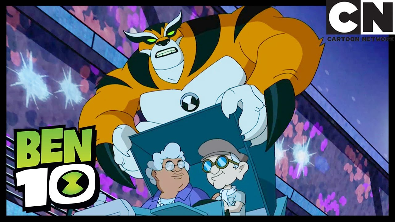 Download Kevin and Ben at the Races! | Vin Diagram | Ben 10 | Cartoon Network