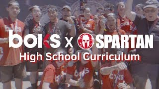 BOKS High School X Spartan Kids Foundation