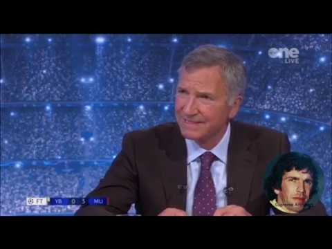 Graeme Souness Pogba has not improved since joining Man U, he doesn't take football seriously