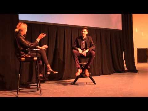 Ashley Benson Q&A at Loyola Film Festival
