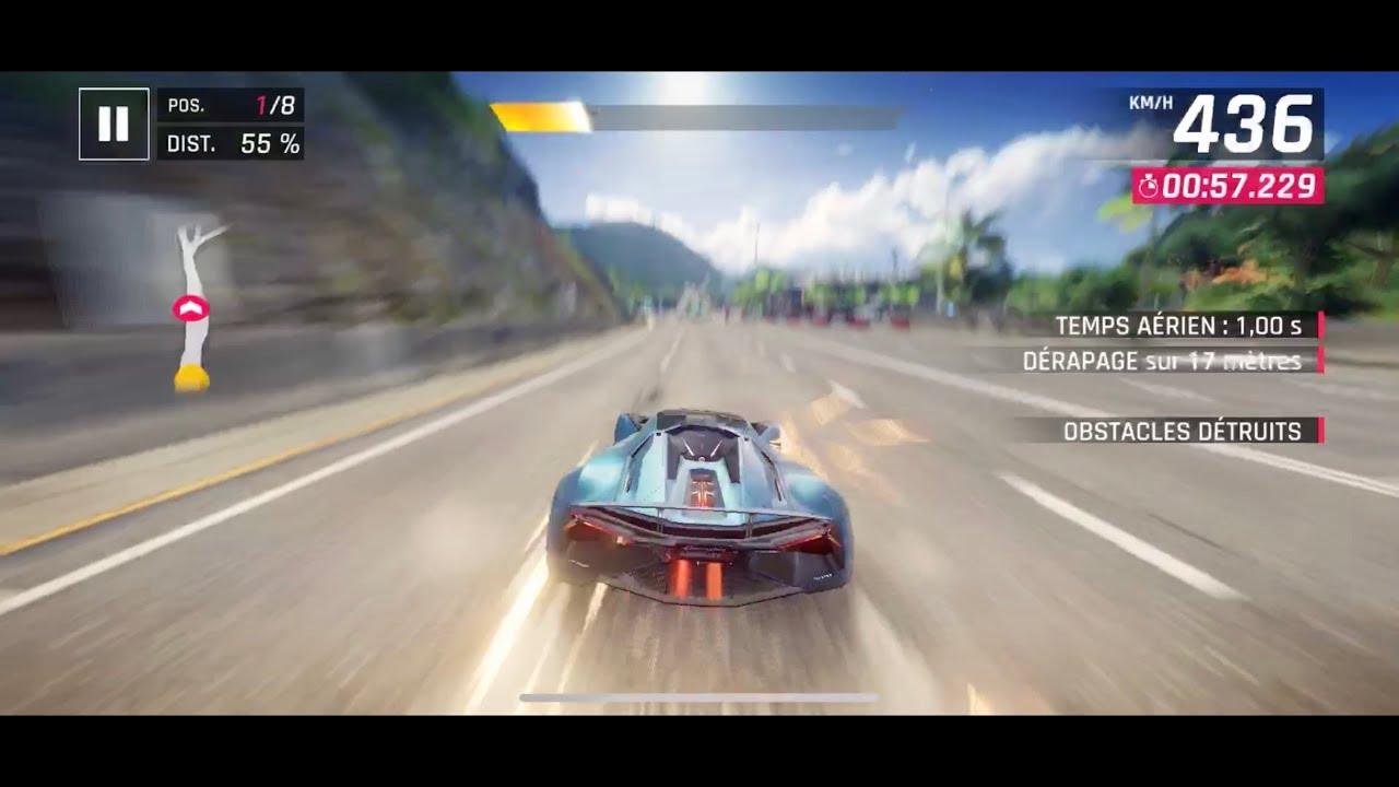 Asphalt 9 Lamborghini Terzo Millennio Special Event Day 1 1 42