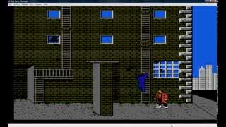 Dirty Harry NES gameplay