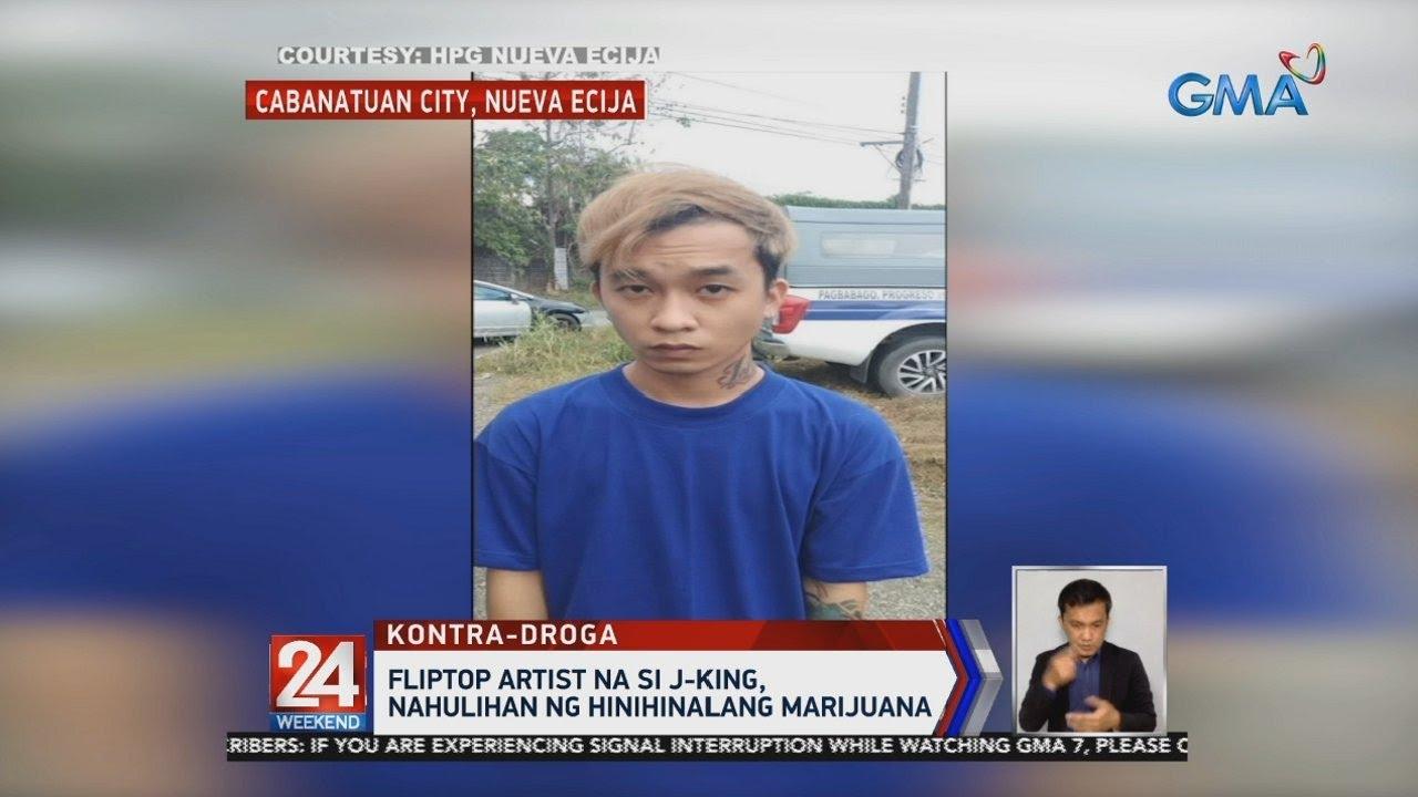 Download 24 Oras: J-King, isang Fliptop artist, nahulihan ng hinihinalang marijuana