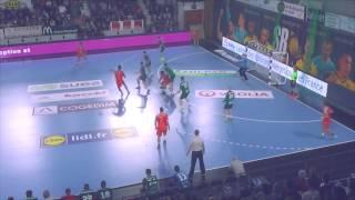Обзор матча Сен-Рафаэль - СКА-Минск