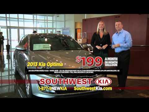 Southwest Kia Austin >> Southwest Kia Dallas Texas 2013 Kia Optima Sale