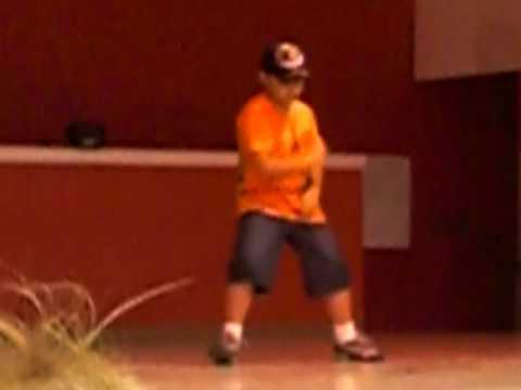 Joel A Barrera -- Emma Vera Elementary School Talent Show 2009
