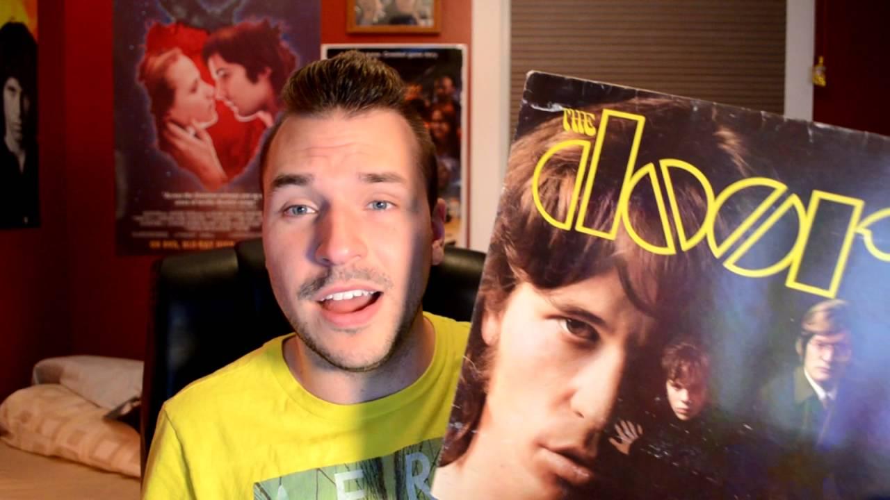 The Doors Self Titled 1991 Album Sleeve Movie Prop  sc 1 st  YouTube & The Doors Self Titled 1991 Album Sleeve Movie Prop - YouTube