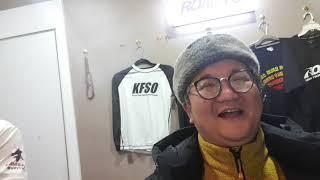 #홍락짐경기관람