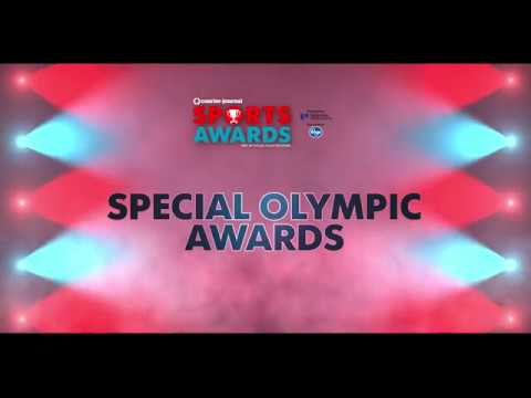 2017 Courier-Journal Sports Awards Special Olympics Athletes of the Year Winners