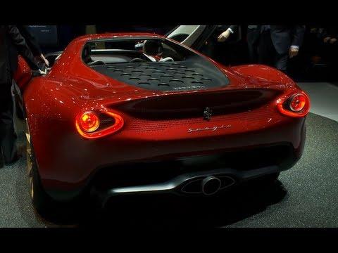 lamborghini vs ferrari car insurance Bertone vs Pininfarina ...