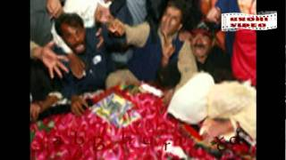 BENAZIR BHUTTO  PPP SONGS  2011 BROHI VIDEO HD HQ