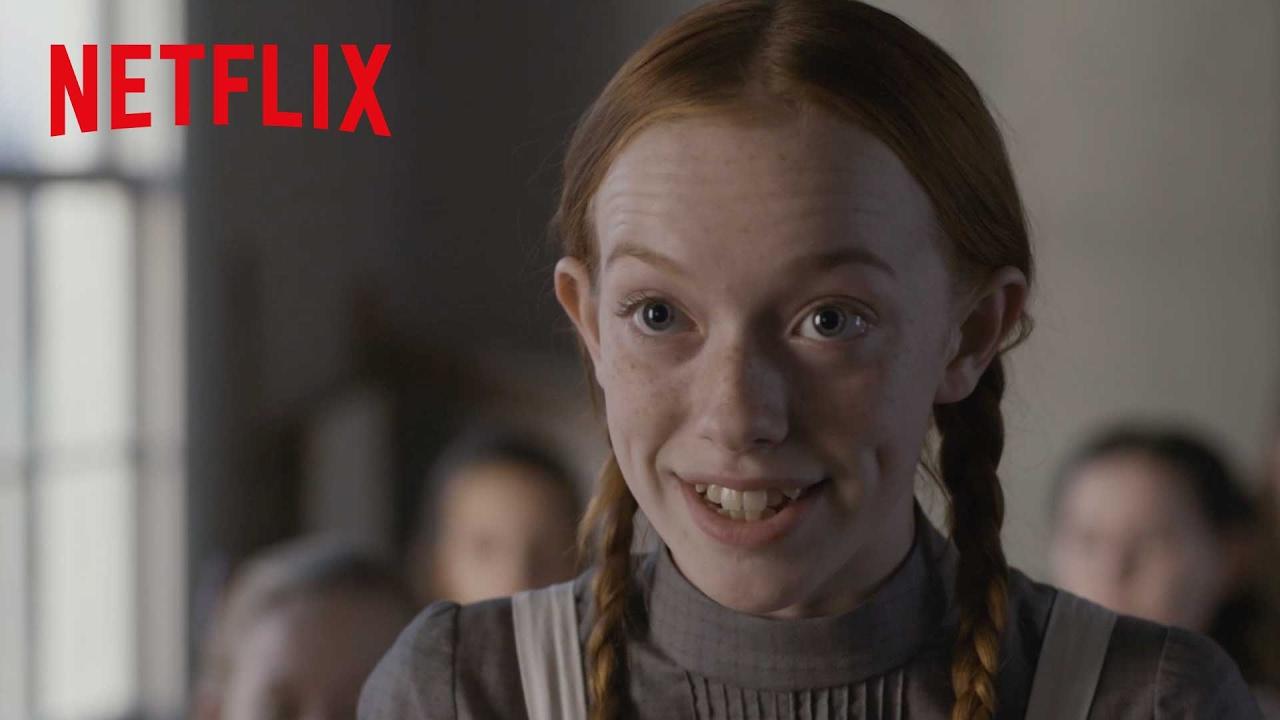 Anne المقدمة الرئيسية Netflix Hd Youtube