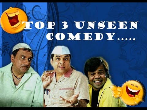 Top 3 unseen comedy scenes of Bollywood: Parash Rawal, Rajpa