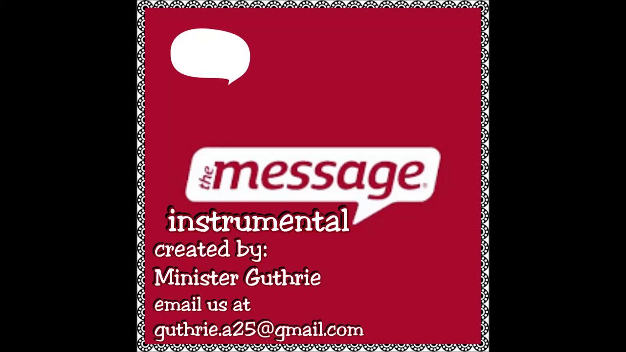 The Message Riddim/Instrumental