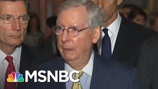 Newest Health Care Bill Loses Two GOP Senators' Support | MSNBC