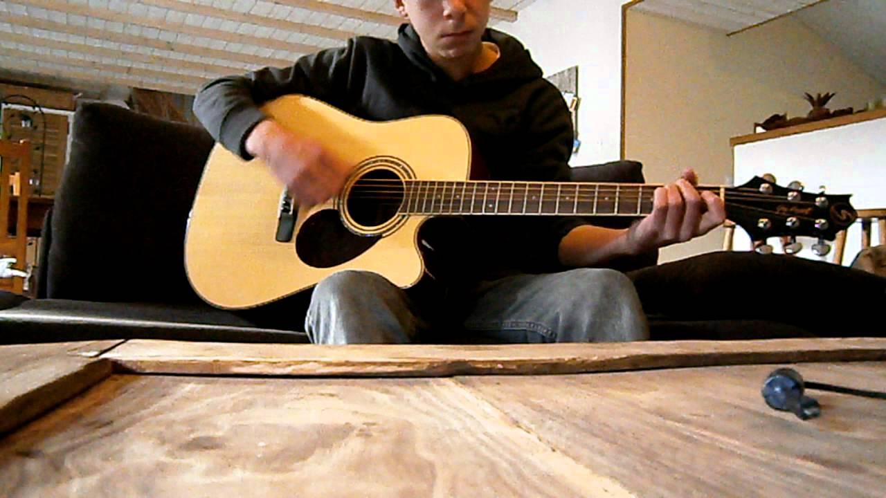 partition guitare garou sous le vent