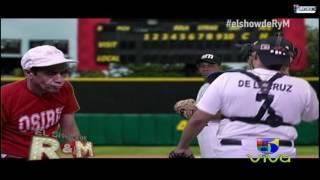 (Parodia) - El Clásico Mundial De Beisbol - El Show De Raymond y Miguel
