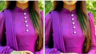Collar Kurti Neck Design (Neck Design) @ghori fashion designer