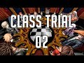 2nd Class Trial Blind and Mondo's Execution - Danganronpa