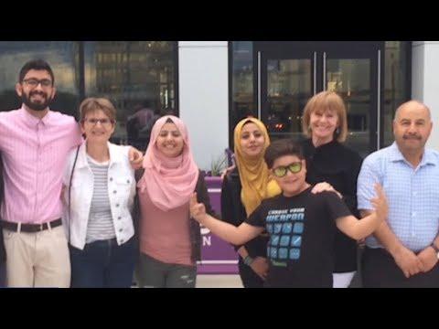 World eyes Canada's successful private refugee sponsorship program