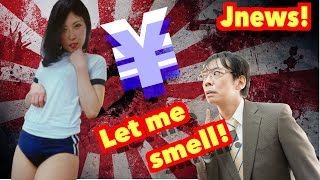 Let me smell your bloomers! (JNEWS!)
