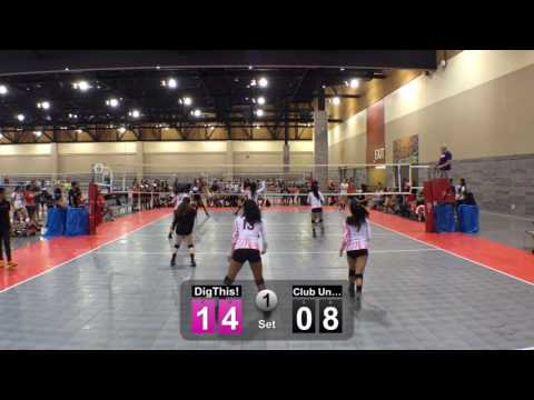 Dig This 14-1 vs Club Union Phoenix Festival Set 1 & 2 063017