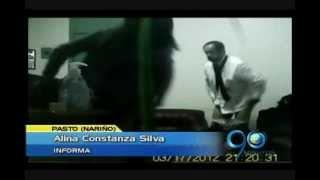Pastor Álvaro Gámez. Llenando a las Cristianas con el Espíritu Santo. Noticia del 3-Jun-2012
