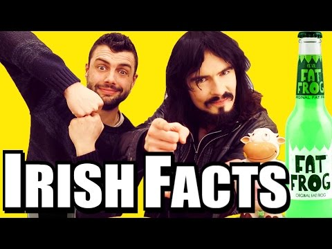 CRAZY FACTS ABOUT IRISH PEOPLE!!