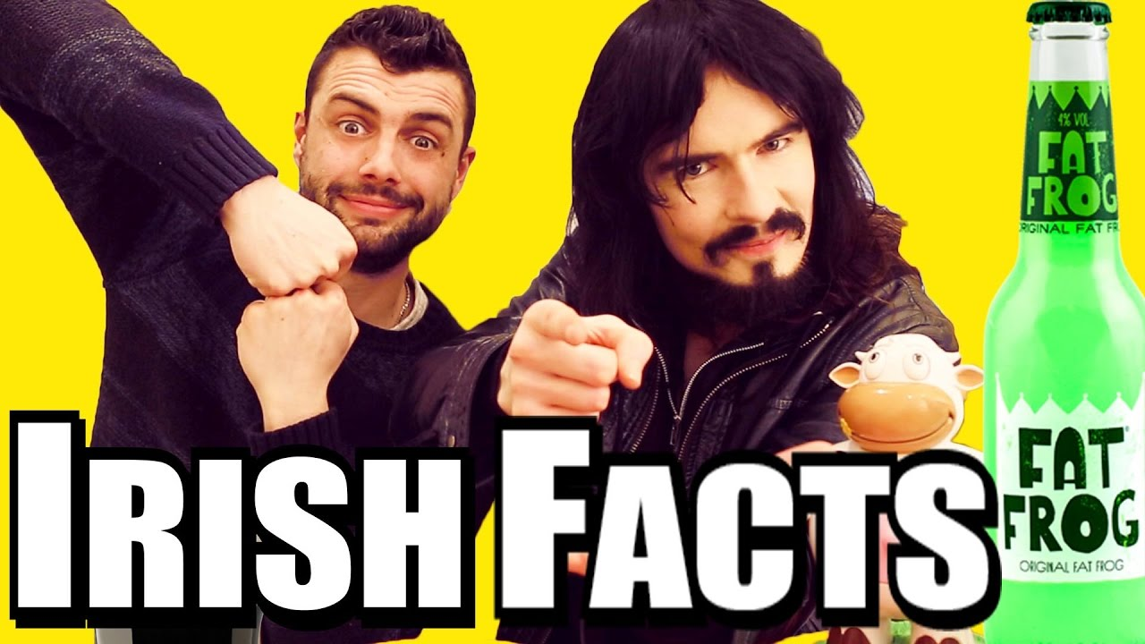 Crazy Facts Laws About Irish People