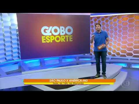 Globo Esportenotícias Do São Paulo Pro Jogo De Hoje