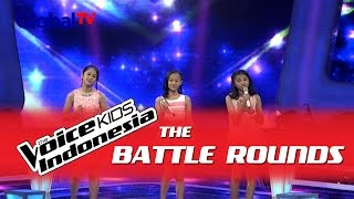 "Nabila vs Aqila vs Steffi ""Dekat Di Hati"" 