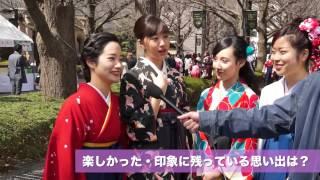 2017年3月25日、青山学院大学で卒業式が行われました。 卒業する青学生...