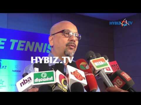 Kamlesh Mehta-CEAT Ultimate Table Tennis Inaugural Season at Chennai 2017   Hybiz