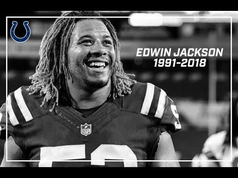 Edwin Jackson Tribute (1991 - 2018)