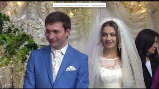 Свадьба в Нальчике Азамата Бекова и Ренаты Бесланеевой (Ресторан Лашин)