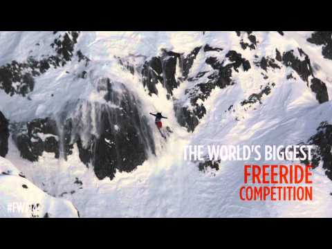 2014 Freeride World Tour - Snowbird Preview