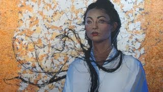 Живопись Анастасии Шимшилашвили / Art by Anastasia Shimshilashvili Part 1
