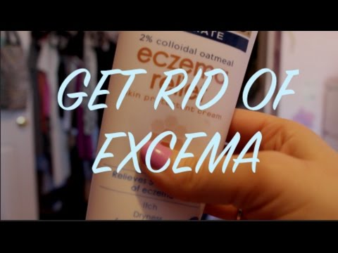 GET RID OF ECZEMA: products and prescriptions