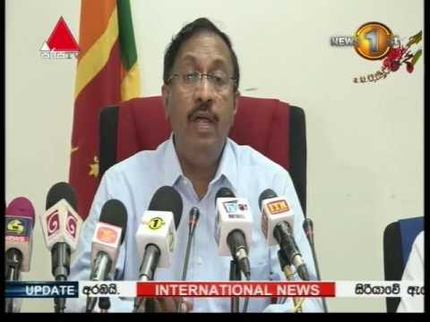 News1st Sinhala Prime Time, Sunday, April 2017, 7PM (16/04/2017)