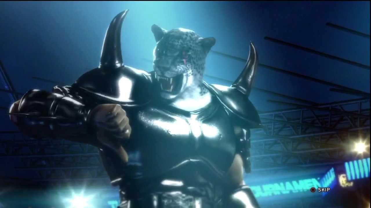 Tekken Tag Tournament 2 Armor King Ending Youtube