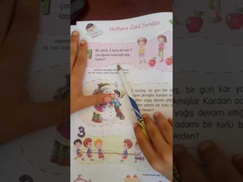 Abdullah Polat - Akıllı Afacanlar Yaz Tatil Seti 5. Hafta (5/12)