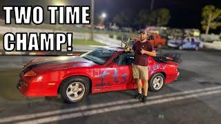Gender Reveal Burnout Car Goes Crazy!!!