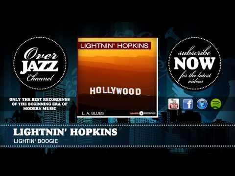 Lightnin' Hopkins - Lightin' Boogie (1948)
