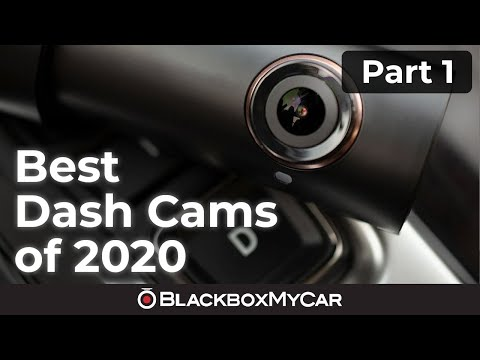Best Dash Cams Of 2020 | Part 1 | BlackboxMyCar