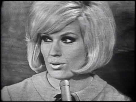 American Bandstand 1964- Interview Dusty Springfield