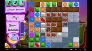Candy Crush Saga Facebook DREAMWORLD Level 651 NO BOOSTERS ! ! !