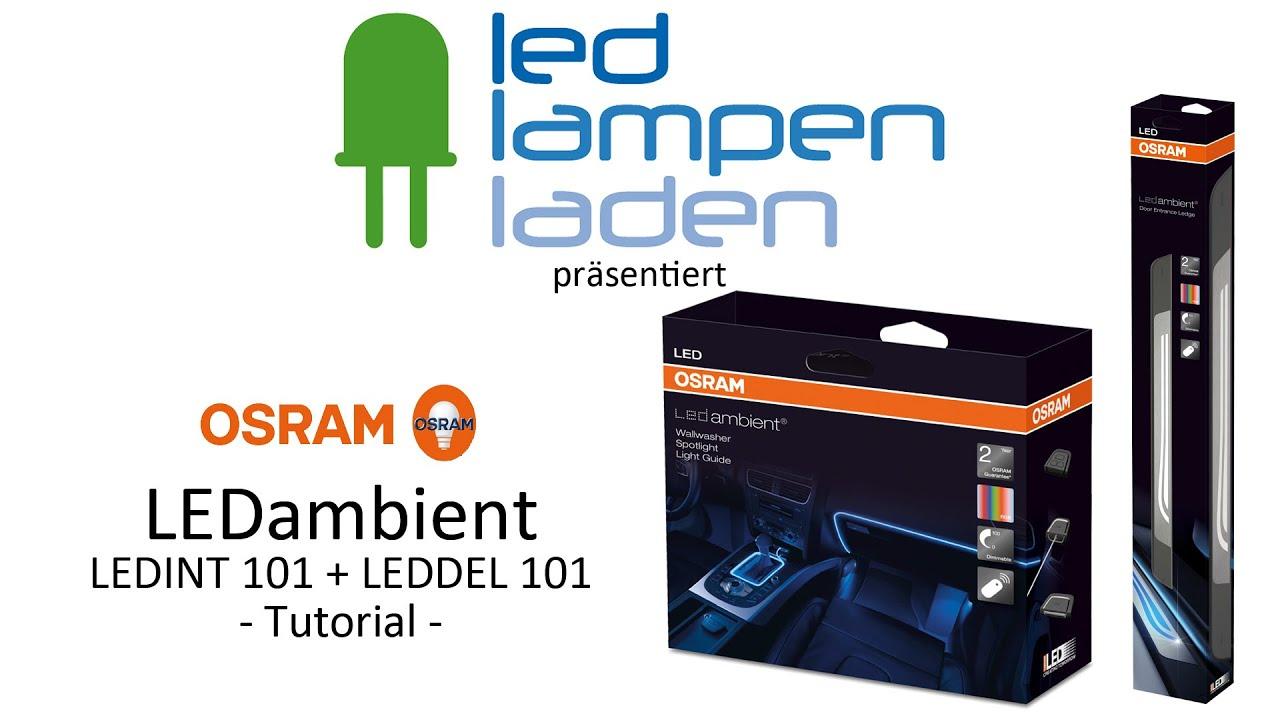 OSRAM LED Lampen Automotive | OSRAM LEDAmbient DE | Ihr LED ...