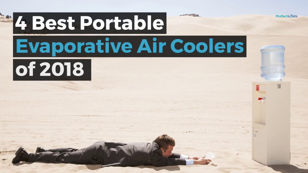 10 Best Portable Evaporative Air Coolers Of 2019 (Guide)